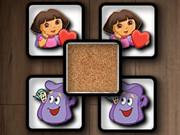 Dora Memory Game
