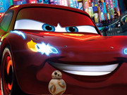 Cars Cartoon Hidden Stars