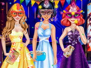 Princesses New Year Ball 2018