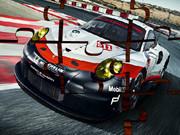 Porsche Mid Engine Racer