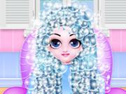 Cosplay Girl Hair Station