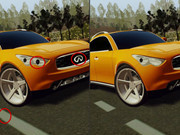 Infinity Car Differences