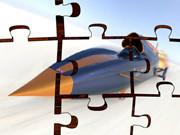 Supersonic Rocket Car