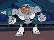 Cyborg Teen Titans Go!