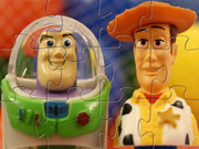 Oy Story Wood And Buzz Puzzle