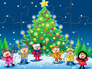 Merry Christmas Jigsaw