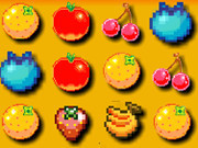 Retro Fruits Crush