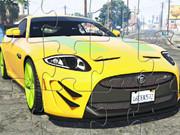 Jaguar Xkr Jigsaw