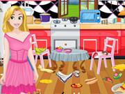 Rapunzel Kitchen Cleaning
