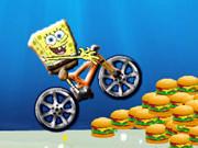 Sponge Bob Bike Race