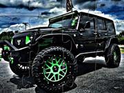 Wrangler Jeep Jigsaw