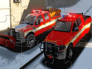 Dodge Emergency Trucks Jigsaw