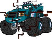 Blaze Truck