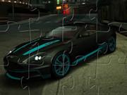 Aston Martin Vanquish Puzzle