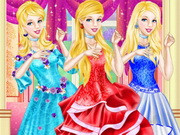 Cinderella Party Dress Design