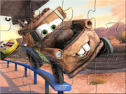 Tow Mater Puzzle