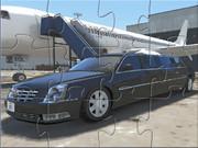 Cadillac Limo Jigsaw