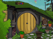 Baby Dog House Escape