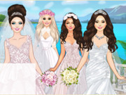 Wedding Girls Jigsaw