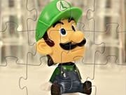 Mario Bros - Luigi Puzzle