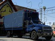 Yankee Truck Jigsaw