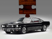 Mustang Muscle Car