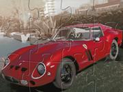 Ferrari 250 Gto Jigsaw