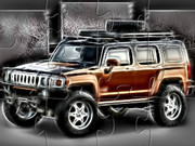 Hummer H3 Puzzle