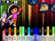 Dora Piano Time