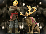 Kristoff And Sven Puzzle