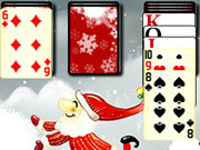 Winter Solitaire Game