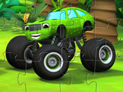 Pickle Monster Machines Puzzle