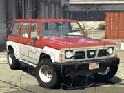 Nissan Patrol Jigsaw