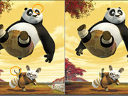 Panda In Action Difference