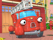 Fiona Fire Engine Puzzle