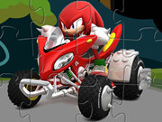 Knuckles The Echidna Puzzle