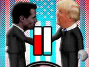 Trumps Handshake