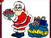 Christmas Santa Claus Coloring
