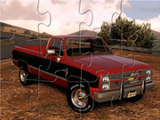 Chevrolet Silverado Jigsaw