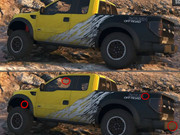 4x4 Offroad Differences