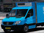 Mercedes Sprinter Jigsaw