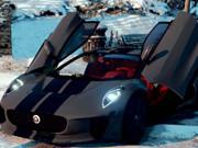 Jaguar Cx 75 Jigsaw