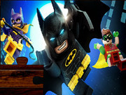 Lego Batman In Action