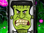 Frankenstein Funny Face