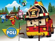 Robocar Poli Firetruck