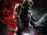 Bloody Ninja Jigsaw
