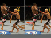 Ufc Fighting Difference