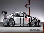 Porsche 991 Gtr