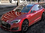 Tesla S Jigsaw