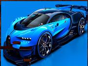 Racing Bugatti Veyron